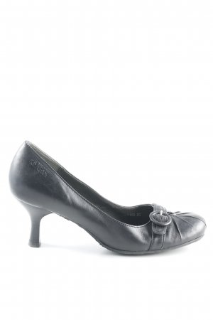 s.Oliver Mary Jane Pumps black classic style