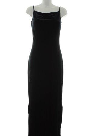 s.Oliver Maxi Dress dark blue-bright red elegant