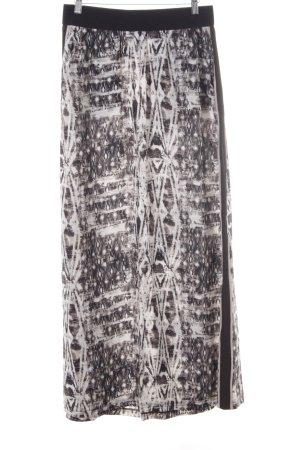 s.Oliver Falda larga estampado con diseño abstracto elegante