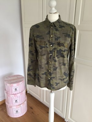 S. Oliver Military Bluse 38/40