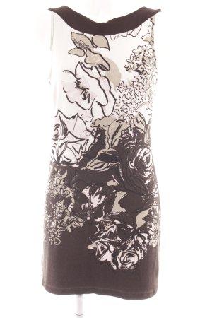 s.Oliver Minikleid Blumenmuster schlichter Stil