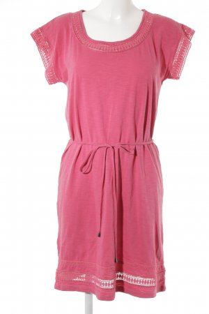 s.Oliver Minikleid magenta Casual-Look