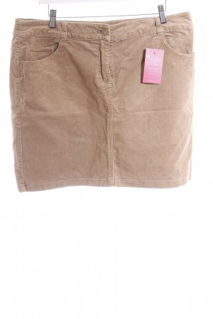 s.Oliver Minirock beige Casual-Look