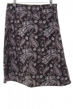 s.Oliver Minirock Paisleymuster Casual-Look