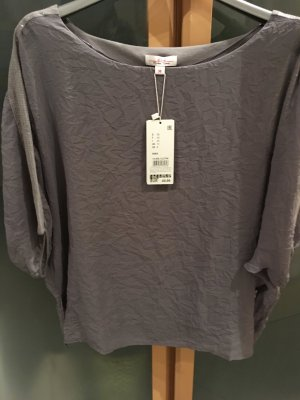 s.Oliver Crash Blouse grey polyester