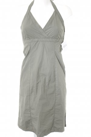 s.Oliver Halter Dress khaki-green grey casual look