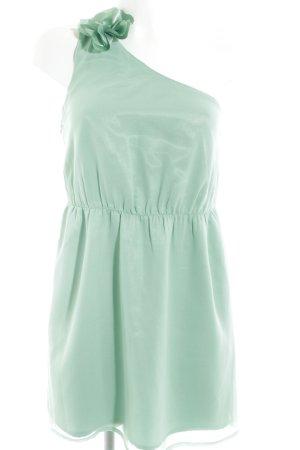 s.Oliver One Shoulder Dress lime-green elegant