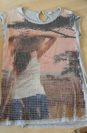 S.Oliver Pailletten Shirt
