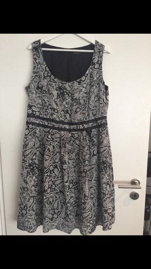S.oliver paisley Kleid, selten getragen, Gr. 44