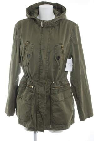 s.Oliver Parka olive green casual look