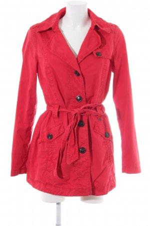 s.Oliver Parka rot Casual-Look