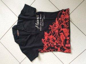 S. Oliver Polo T-Shirt Gr. 38 mit Aufdruck