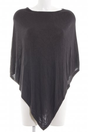 s.Oliver Poncho black casual look