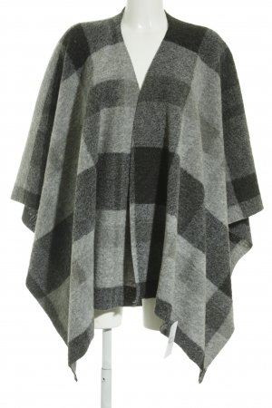 s.Oliver Poncho Karomuster Casual-Look