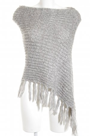 s.Oliver Poncho mehrfarbig Casual-Look