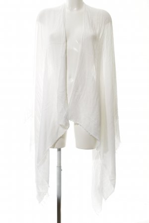 s.Oliver Poncho white simple style
