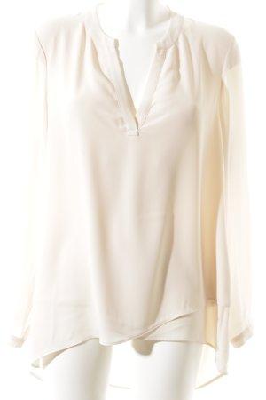 s.Oliver Premium Langarm-Bluse rosé Business-Look