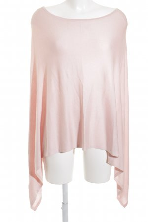 s.Oliver Premium Poncho rosa Casual-Look