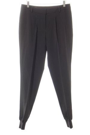 s.Oliver Premium Stoffhose schwarz Elegant