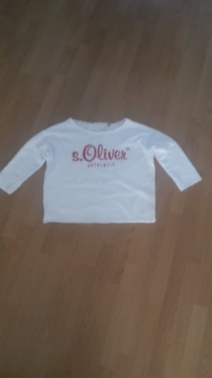 S. Oliver Pulli Pullover Trend Statement Blogger Sweater