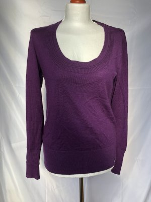 s.Oliver Wool Sweater lilac