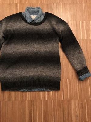S OLIVER Pullover mit S OLIVER Bluse - Kombi - Größe 38