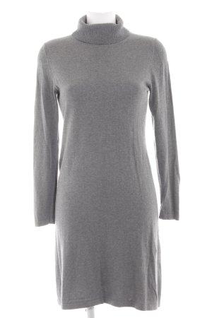 s.Oliver Abito maglione grigio chiaro puntinato stile semplice