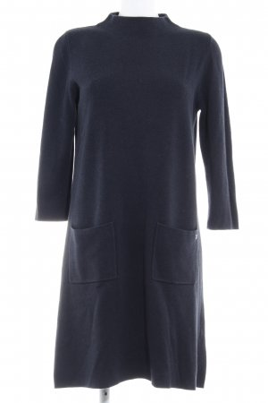 s.Oliver Sweater Dress dark blue elegant