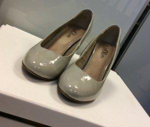 esprit collection Zapatos formales beige claro-beige