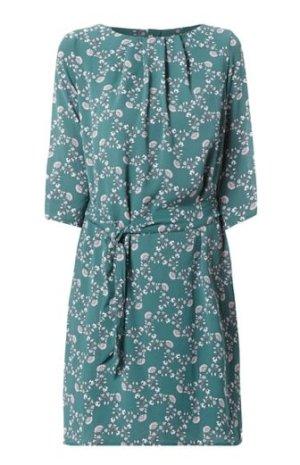 s.Oliver RED LABEL Kleid mit floralem Muster
