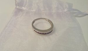 Sir Oliver Silver Ring multicolored
