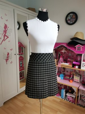 s.Oliver Wool Skirt black-anthracite