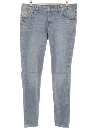 s.Oliver Drainpipe Trousers multicolored casual look