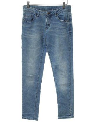 s.Oliver Röhrenjeans himmelblau Jeans-Optik
