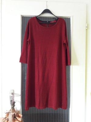 s.Oliver Gebreide jurk veelkleurig