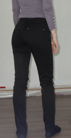 s.Oliver Stretch Trousers black