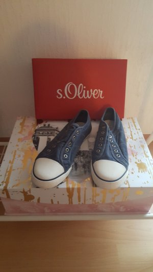S.Oliver Schuhe dunkelblau
