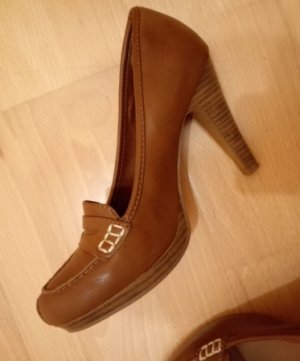 S.oliver Schuhe Gr: 36 ( Brau Frabe)