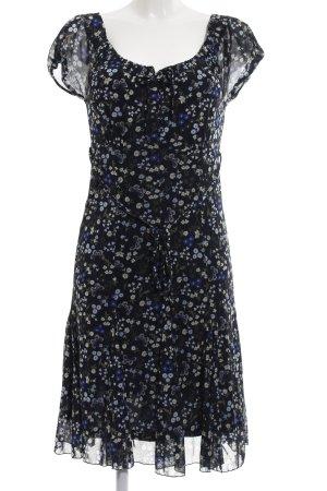 s.Oliver Off the shoulder jurk bloemenprint elegant