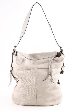 s.Oliver Schultertasche creme Animalmuster Casual-Look