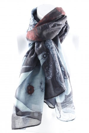s.Oliver Shoulder Scarf allover print casual look