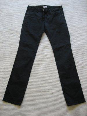 s. oliver schwarze hose topzustand gr. 36 s