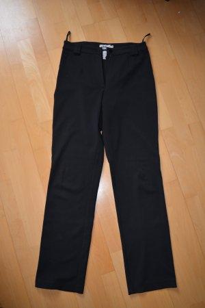 s.Oliver - schwarze Stoffhose Größe 38