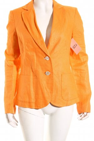 s.Oliver SELECTION Blazer orange klassischer Stil