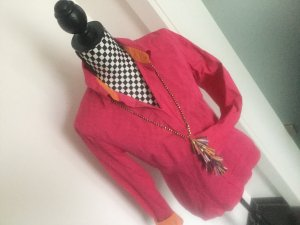S. Oliver Selection Bluse Hemd Pink Orange super Blickfang
