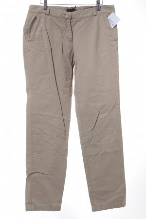 s.Oliver SELECTION Chinohose beige Casual-Look