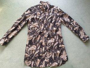S.Oliver Selection Damen Tunika Shirt Bluse Größe 38 Wie NEU