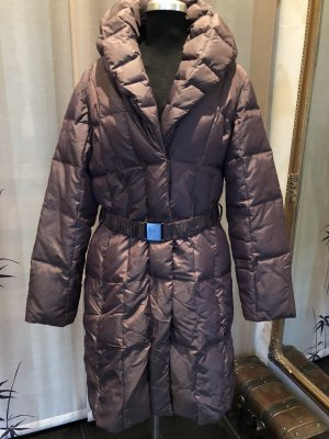 s.Oliver Down Coat grey brown
