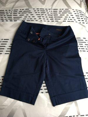 S.Oliver Selection feine kurze Hose, dunkelblau, Größe 34