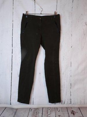 S. Oliver Selection Hose Slim - Gr. 40 - khaki